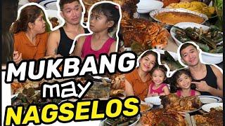 MUKBANG May Nagselos | Melason Family Vlog