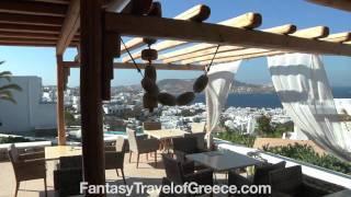 Greece Travel: Vencia Boutique Hotel: Mykonos Hotel