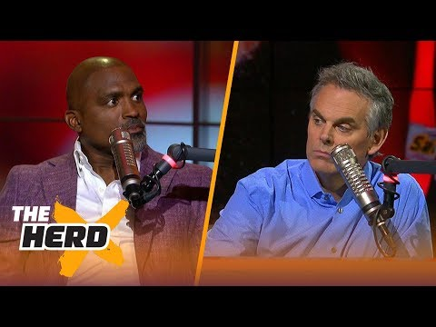Cuttino Mobley talks Warriors vs Rockets, 2018 playoffs, upcoming Big3 season | NBA | THE HERD