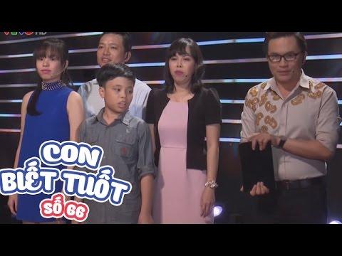VÒNG ĐẶC BIỆT   CON BIẾT TUỐT   TẬP 66   08/05/2017   VTV GO