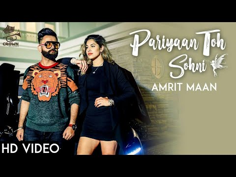 Pariyan to sohni amit maan lyrics