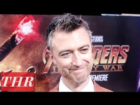 Sean Gunn on 'Avengers: Infinity War' Premiere Red Carpet   THR