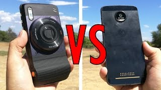 Moto Z Camera VS Hasselblad True Zoom MotoMod: Is this really an upgrade?