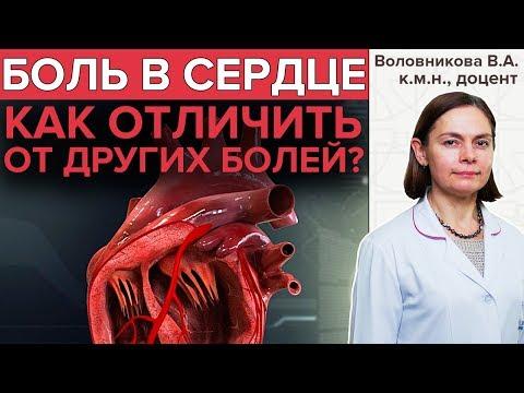 БОЛЬ В СЕРДЦЕ | Как болит сердце?