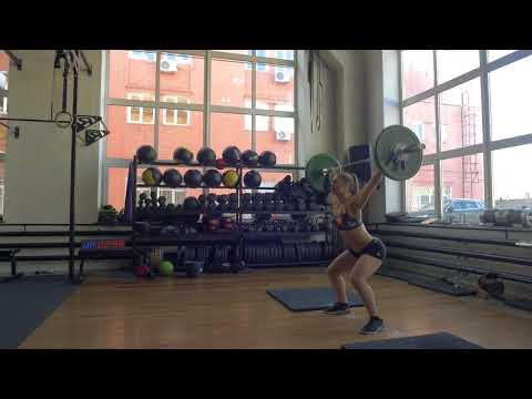 MARIA BASOVA 18.3 Rx Women North Europe