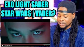 Video EXO 'LIGHTSABER' (EXO | STAR WARS Collaboration Project) | REACTION!!! download MP3, 3GP, MP4, WEBM, AVI, FLV Juli 2018