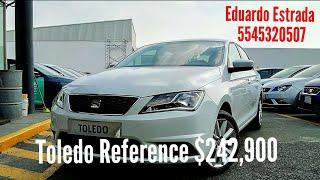 Seat Toledo Reference la primera versión del Toledo - Eduardo Seat Ventas