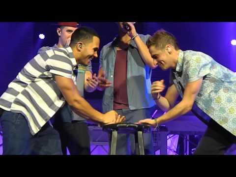 Big Time Rush - Kendall vs Carlos