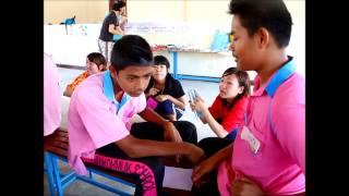 タイ南部の学校で日本語教育 挨拶を覚えよう!