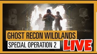 SUNDAY FUNDAY / GHOST RECON WILDLANDS PVP 18+CONTENT
