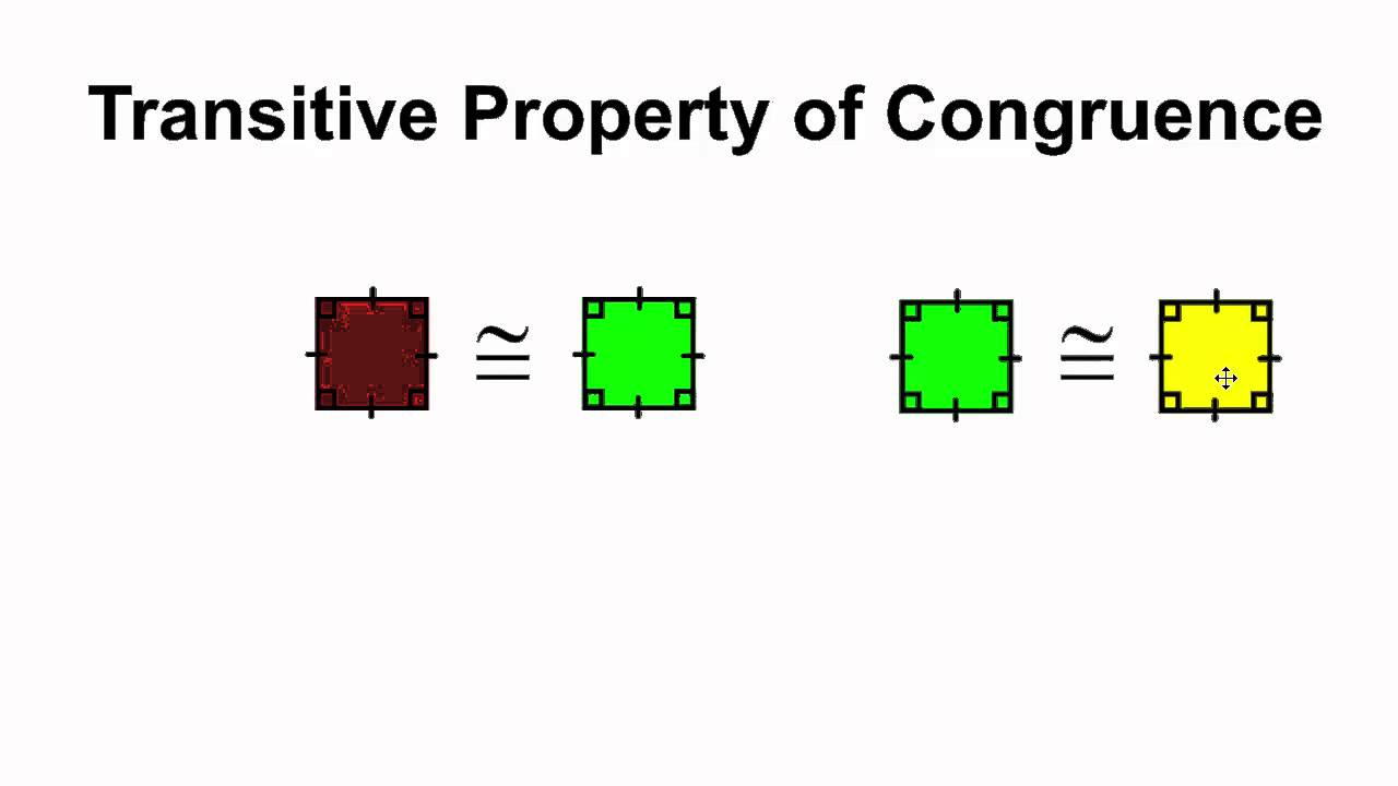 Reflexive Property Of Congruence   www.pixshark.com ...