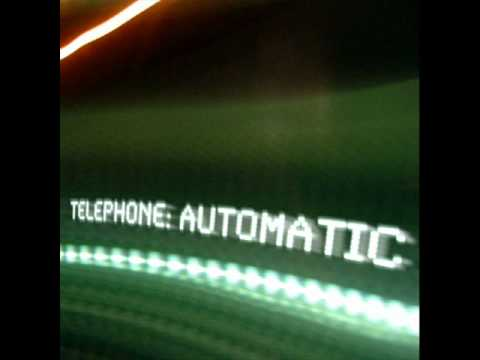 Telephone: Automatic