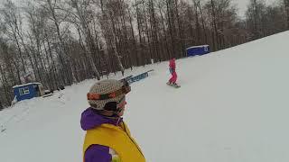 Обучение сноуборду и горным лыжам в Казани XFREEDOM ______YDXJ1103