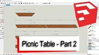 Draw Cutting Plan using SketchUp Scenes