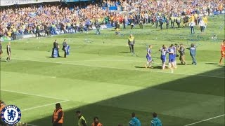 Chelsea vs Crystal Palace Full Time Party