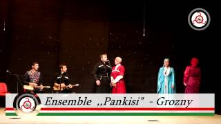 Грузин поют на Чеченском - Ва хьо ганза