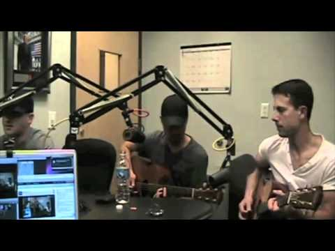 OAR Gotta LIve In studio with the Junkies (first ever acoustic performance)