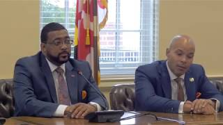 Interview with the Athletic Directors from all of the HBCUs in Maryland