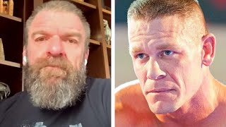 Triple H Sends A Warning To WWE Wrestlers...John Cena Never Wanted Aj Styles in WWE! Wrestling News