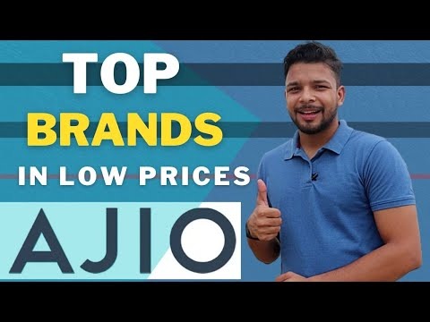 Ajio online shopping:- Know 5 best Coupon,offer,sale,haul,saving & Review of Ajio online shopping