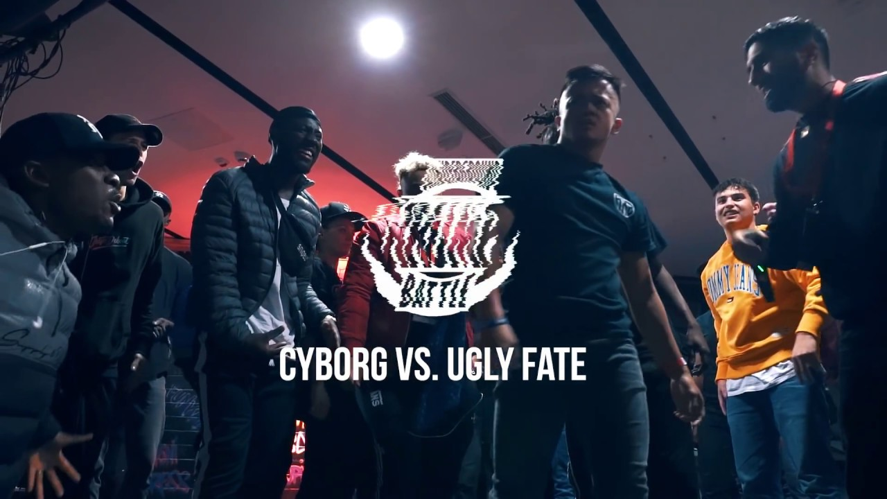 Cyborg vs. Ugly Fate │ Male Final │ UNDERGROUND KRUMP ...