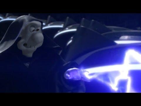 """""""Palpatine vs Yoda"""" But Palpatine Is Wallace"""