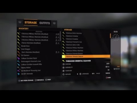 dying light solo duplication glitch ps4