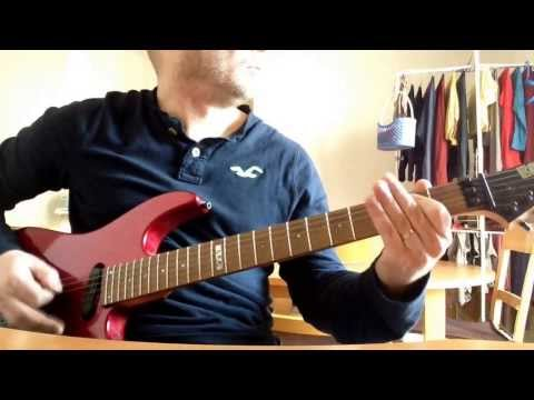 Slayer - Playing With Dolls ( Guitar Cover )
