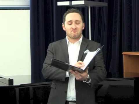David Margulis - Messiah, Comfort Ye My People