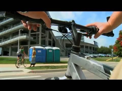 MSUToday: MSU Bikes on campus