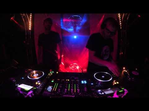 Ludwig von & Daddy Nel @ Club von Westen XL, BAR, Rotterdam (07-06-2014)