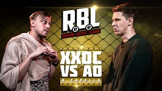 RBL: ХХОС VS АО (MAIN EVENT, RUSSIAN BATTLE LEAGUE)