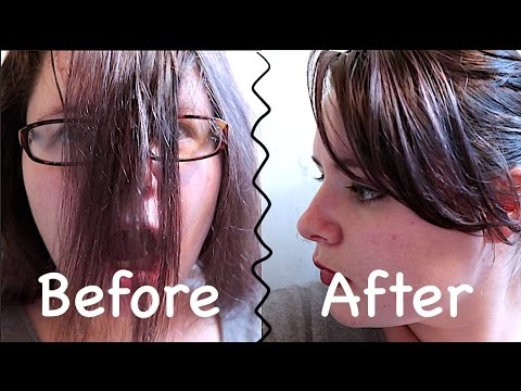 How To Cut Bangs!!!