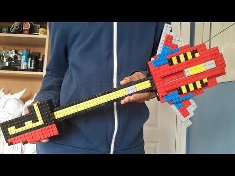 Lego Ultraman Geed Ultimate Final Giga Finalizer / LEGO ウルトラマンジードギガファイナライザー
