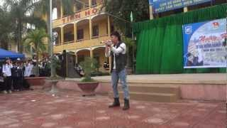 Minh Vương Hồng Dương tại THPT Lý Thường Kiệt, Thủy Nguyên