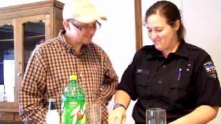 Rainbow Drinks With The Kotsar Family