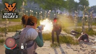 State of Decay 2 - Info Overload! Map Migration! New Gameplay! Attacking Factions! Bridge Forts!