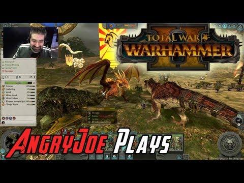 AngryJoe Plays TW: Warhammer 2! @E3 2017