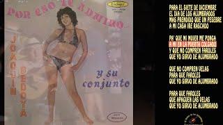 EL FAROL BORRACHO - JOAQUIN BEDOYA Y SU CONJUNTO (CON LETRA)