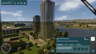 PROMENT - EVOLO X - REAL ESTATE 3D REALTIME APPLICATION FOR TOUCHSCREEN