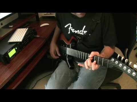 Fractal Audio Axe FX II Volume Response Test