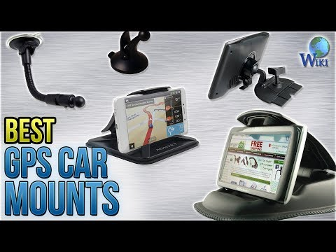 7 Best GPS Car Mounts 2018