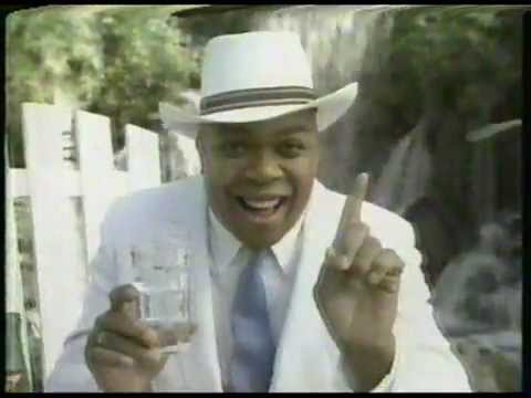 ' 7 UP Soft Drinks'  06  1983 TV Commercial feat. Geoffrey Holder