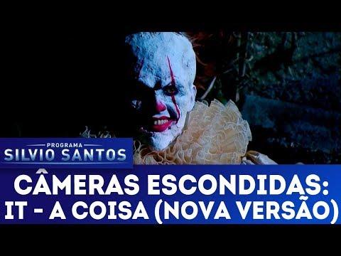 It, A Coisa - It Prank 2  | Câmeras Escondidas (07/01/18)