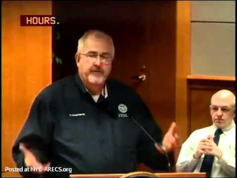 FEMA Administrator on Amateur Radio use in an emergency