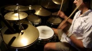 Gino Vannelli - Sally (She Says The Sweetest Things) - drum cover by Steve Tocco