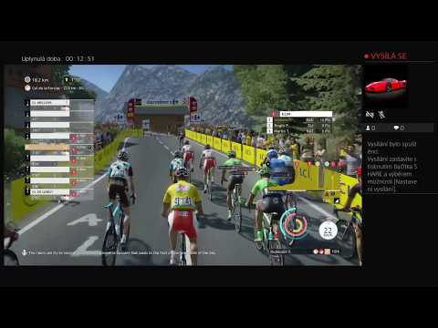 Tour de France 2017 PS4- Can Tom Dumoulin retain yellow jersey?