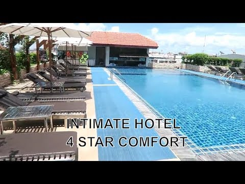 The Intimate Hotel Pattaya, 4 Star Hotel Review, Vlog 316