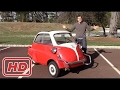 The BMW Isetta Is the Strangest BMW of All Time 2017