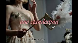 Lartiste - Clandestina (Emma Péters Cover & Edmofo Remix) lyrics French and English